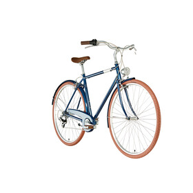 Creme Mike Uno City Bike blue